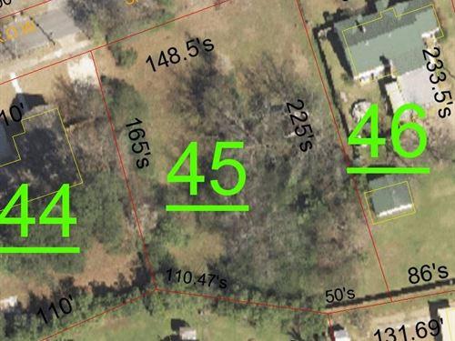 Lot For Sale Hartselle, AL : Hartselle : Morgan County : Alabama