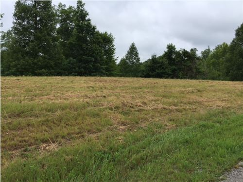1.63 Acres Over Looking Dale Hollow : Albany : Clinton County : Kentucky