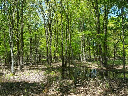 Country Home With Acreage For Sale : Atoka : Oklahoma