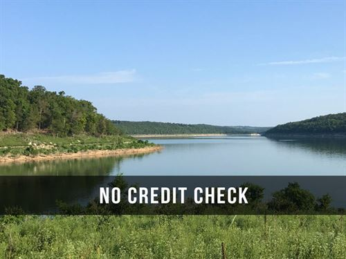 $500 Down On 3 Acres At Bull Shoals : Cedarcreek : Taney County : Missouri