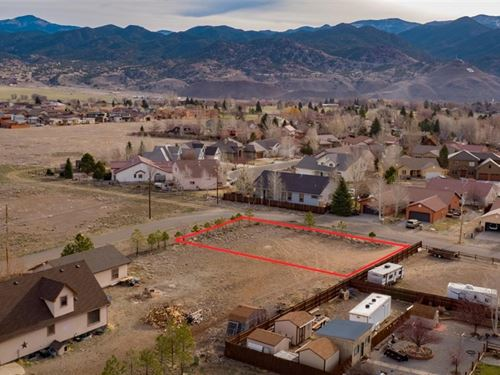9217490, .21 Acre Lot On The West : Salida : Chaffee County : Colorado
