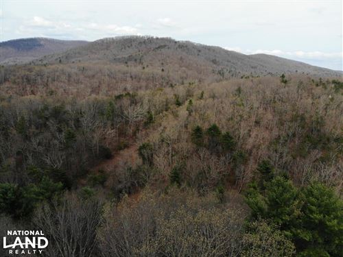 14 Acres in McCoy Minutes From Blac : Blacksburg : Montgomery County : Virginia