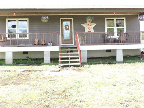 Country Home New Construction Less : Waldron : Scott County : Arkansas