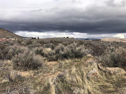 Land North Reno California Border : Reno : Washoe County : Nevada