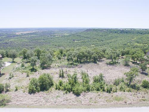Lot Gordon Texas Gated Resort : Gordon : Palo Pinto County : Texas