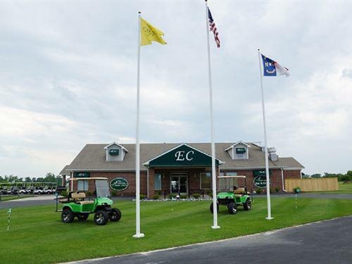 Turn-Key Golf Course & Restaurant : Moyock : Currituck County : North Carolina
