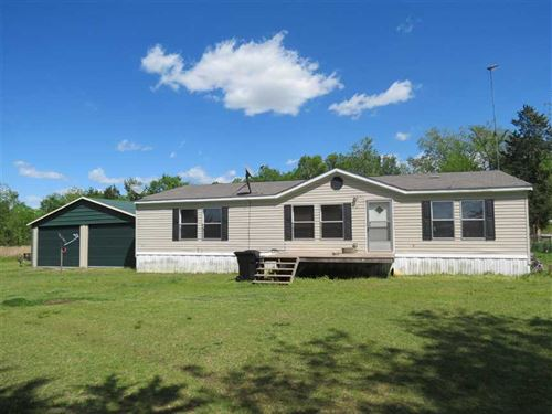 Private 2 IN One Recreational Home : Hugo : Choctaw County : Oklahoma