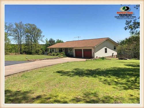 Beautiful 3Bd, 2 BA Home With Brea : Shirley : Cleburne County : Arkansas