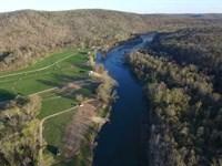 Current River Waterfront Land : Van Buren : Carter County : Missouri