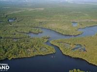 The Perdido And Blackwater River WA : Elberta : Baldwin County : Alabama