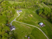East Tennessee Country Home Farm : Bulls Gap : Hawkins County : Tennessee
