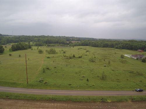 Estate Vacant Land, 11.5 Acres MT : Mount Vernon : Knox County : Ohio