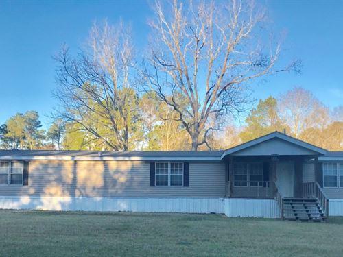 2 Acres With A Home In Jefferson Da : Prentiss : Jefferson Davis County : Mississippi