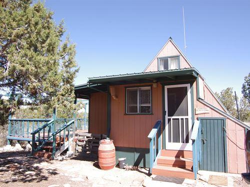 Mountain Property in Seligman, AZ : Seligman : Yavapai County : Arizona