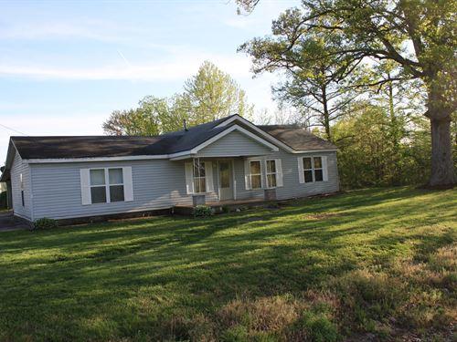 Advance Missouri Country Home : Advance : Bollinger County : Missouri