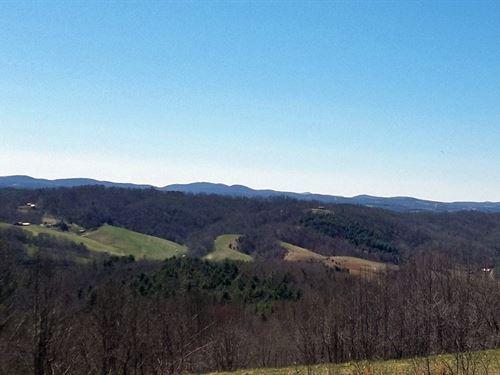 Beautiful Mountain Property Pilot : Pilot : Floyd County : Virginia