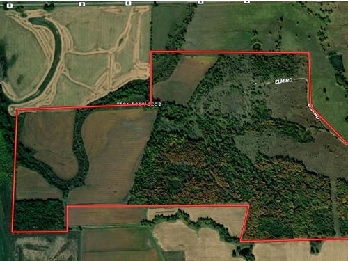 180 M/L Acres Linn Co, Missouri : Linneus : Linn County : Missouri