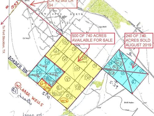 Good Land, Great Price, Ranch : Imperial : Pecos County : Texas