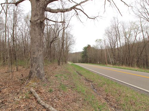 Sr 79, 21 Acres : Warsaw : Coshocton County : Ohio