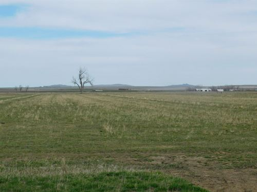 Kessel Irrigated Land : Nisland : Butte County : South Dakota