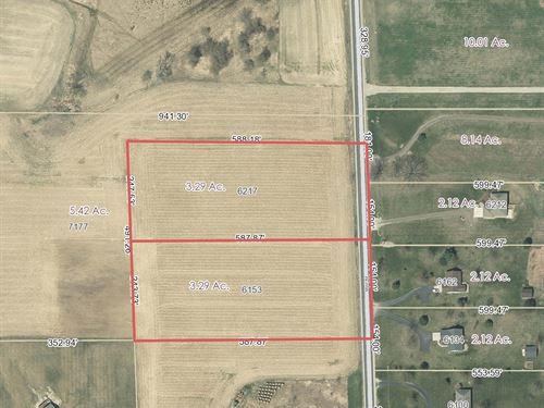 3 Acres Dexter Build Site : Dexter : Washtenaw County : Michigan