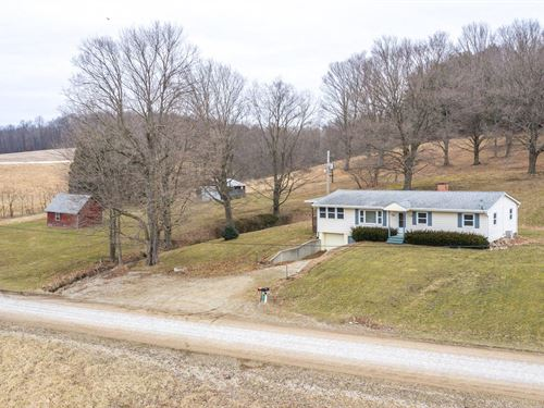 Oldaker Rd, 19 Acres : Saint Louisville : Licking County : Ohio