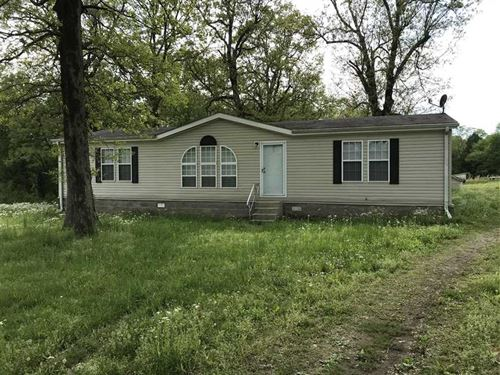 This Newer 3 Bedroom 2 Bath Double : Cord : Independence County : Arkansas