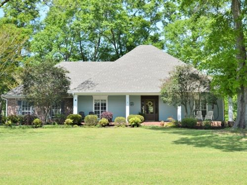 Npsd Home For Sale, 5 Acres Land : Summit : Pike County : Mississippi