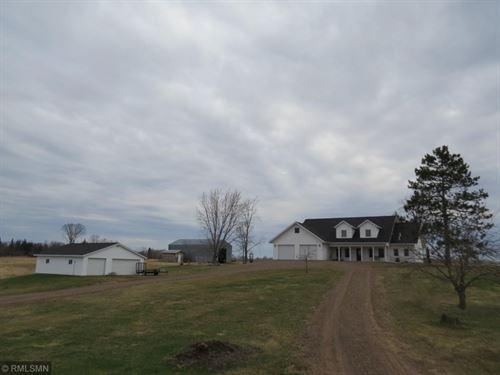 Country Home West Sturgeon Lake, MN : Sturgeon Lake : Pine County : Minnesota