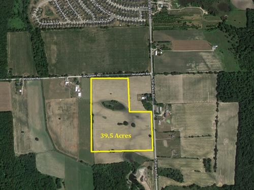 Dexter Residential Development & Ag : Dexter : Washtenaw County : Michigan