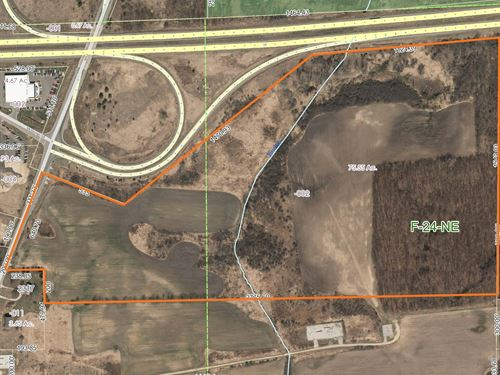 75 Acres Chelsea Business Park Land : Chelsea : Washtenaw County : Michigan