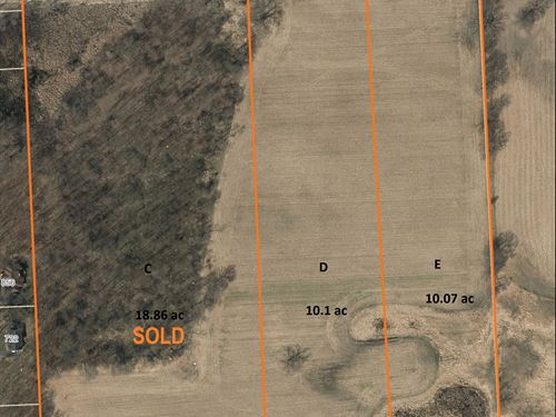 Chelsea Res & Ag Land, Parcel D : Dexter : Washtenaw County : Michigan