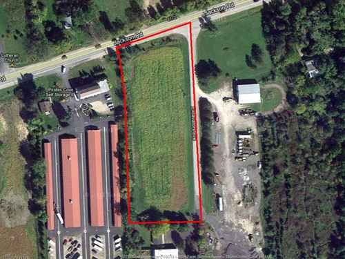 Industrial / Office Land, Ann Arbor : Ann Arbor : Washtenaw County : Michigan