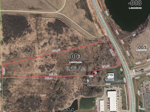 6 Acres In Ann Arbor For Sale : Ann Arbor : Washtenaw County : Michigan