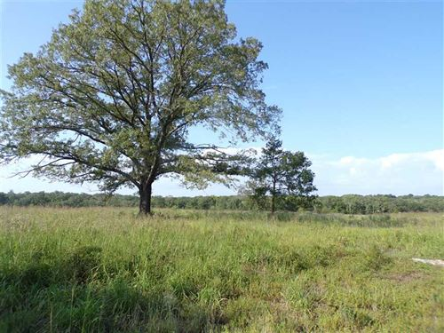 Secluded Recreational Hunting & Bu : Crystal : Atoka County : Oklahoma