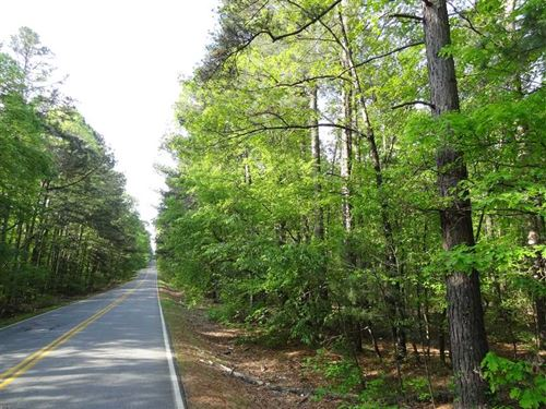 164.18 Surveyed Acres Fronting on : Little Rock : Pulaski County : Arkansas