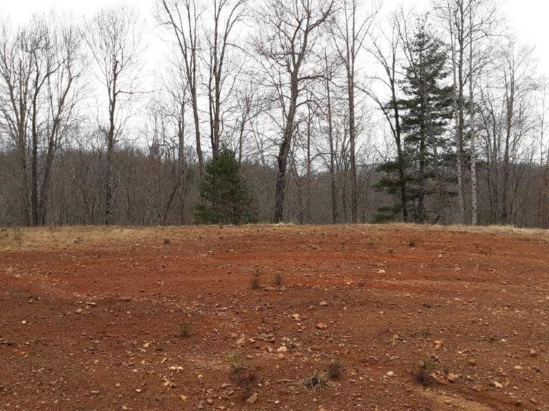 Fishing Retreat Ready to Build : Ferrum : Franklin County : Virginia