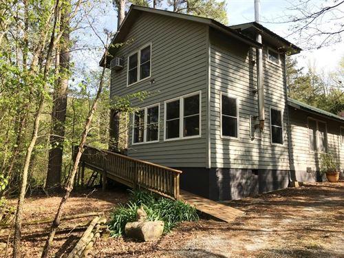 Cabin 10 Acres Bordering National : Mountain View : Stone County : Arkansas