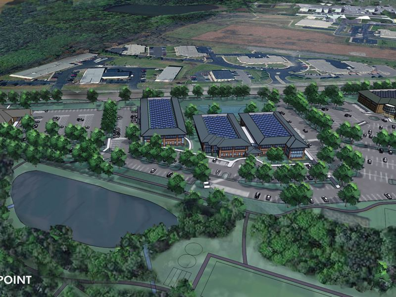 Liberty Point Office Development : Ann Arbor : Washtenaw County : Michigan