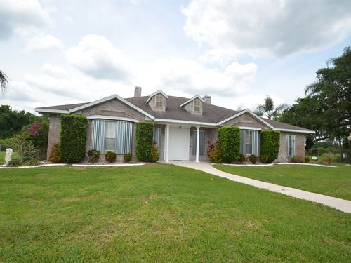 Luxury Home in Arcadia, Florida : Arcadia : Desoto County : Florida