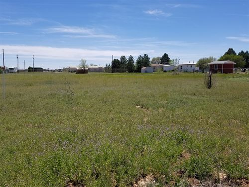 Residential Lots in Moriarty NM : Moriarty : Torrance County : New Mexico