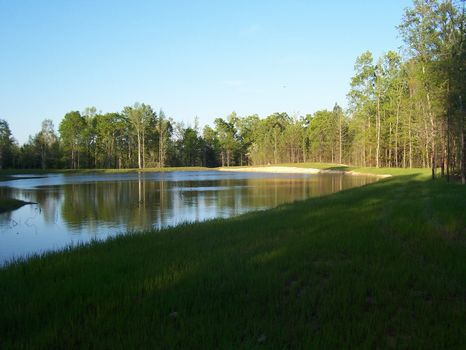 Pond, Hwy Frontage & Great Hunting : Sharon : Taliaferro County : Georgia