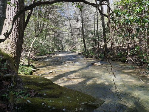 82 Acres South Suck Creek : Chattanooga : Marion County : Tennessee