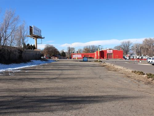 Retail Development Opportunity : Denver : Colorado