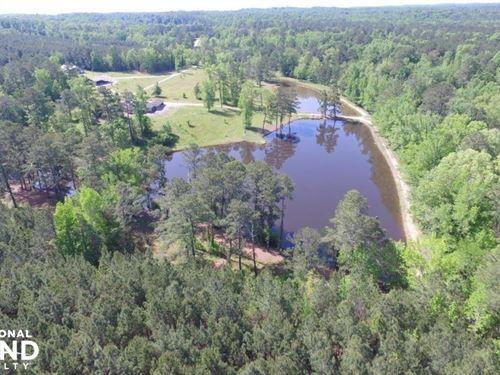 Daggerhorn Farm, Fishing, Hunting : Ramer : Montgomery County : Alabama