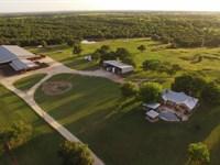 Comanche Oar Lock Ranch : De Leon : Comanche County : Texas