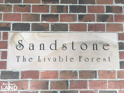 Sandstone Residential Lot : Hattiesburg : Lamar County : Mississippi