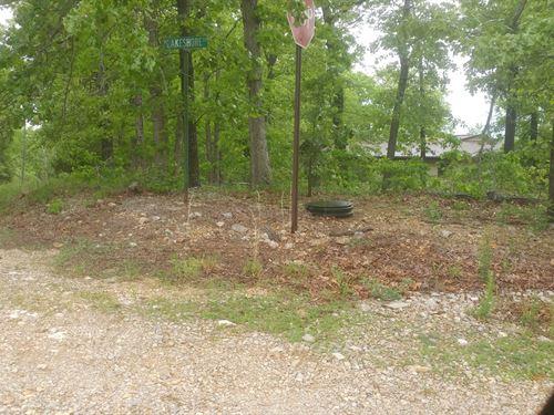 Vacant Lot in Highland, Arkansas : Highland : Fulton County : Arkansas