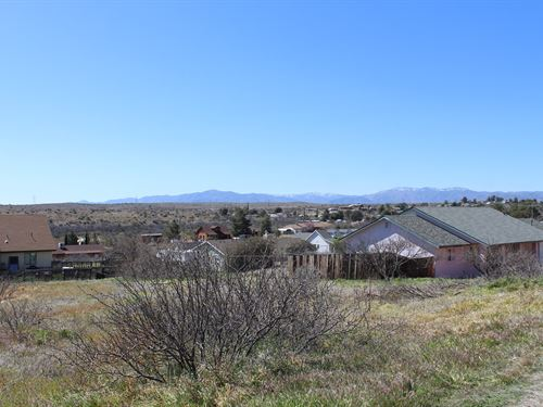 Homesite in Spring Valley AZ : Spring Valley : Yavapai County : Arizona