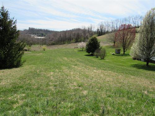 Level, Cleared Lot In Bristol VA : Bristol : Washington County : Virginia